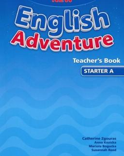 New English Adventure Starter A Teacher's Book