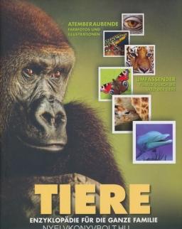 TIERE - Enzyklopädie für die ganze Familie