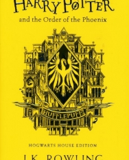 J.K. Rowling: Harry Potter and the Order of the Phoenix – Hufflepuff Edition