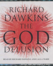 Richard Dawkins: The God Delusion - Audio Book CD