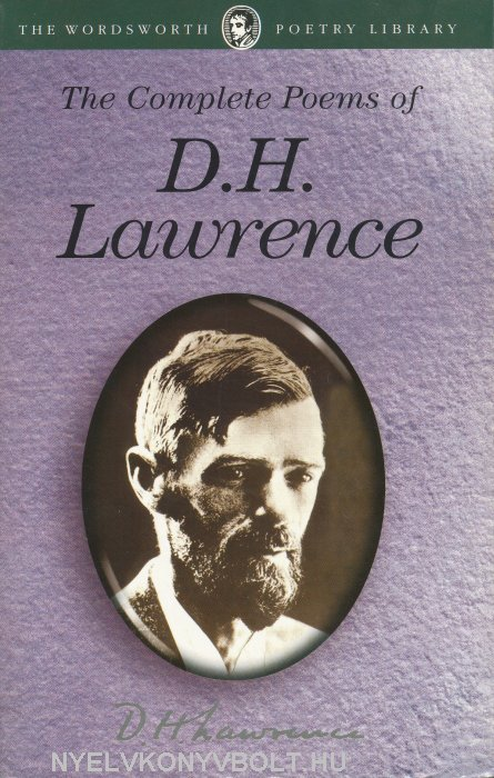Complete Poems of D.H.Lawrence