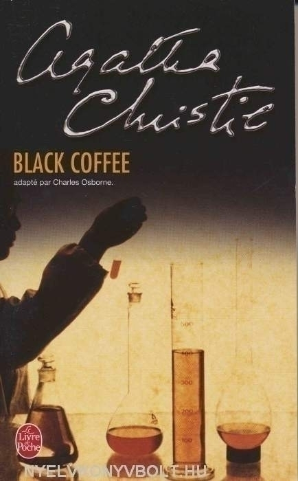 Agatha Christie: Black Coffee (francia)