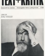 Arthur Schnitzler: Arthur Schnitzler