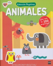 Animales - Colleción Pegatinas