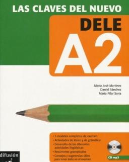 Las Claves del Nuevo DELE A2 Libro con CD mp3