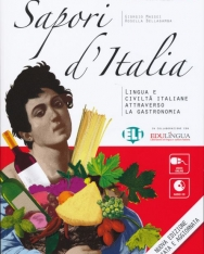 Sapori d'Italia con Audio CD + Video Online