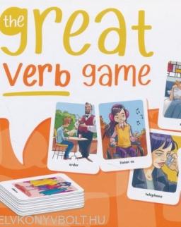ELI Language Games: The Great Verb Game (Társasjáték)