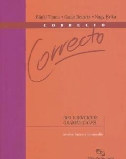 Correcto - 300 ejercicios gramaticales