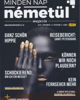 Minden Nap Németül magazin 2019 november