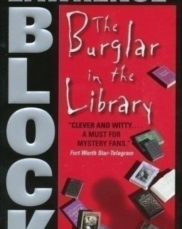 Lawrence Block: The Burglar in the Library