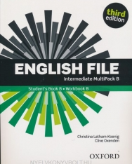 English File 3rd Edition Intermediate Multipack B with Online Resources