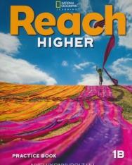 Reach Higher 1B Practice Book