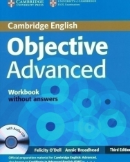 Objective Advanced 3rd Edition Workbook without Answers with Audio CD