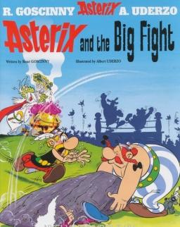 Asterix and the Big Fight (képregény)