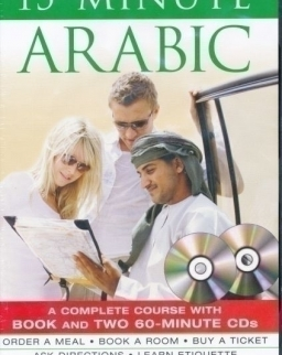 Eyewitness Travel - 15-Minute Arabic Book and Double CD Pack