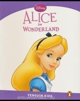 Alice in Wonderland - Penguin Kids Disney Reader Level 5