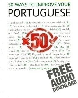 Teach Yourself - 50 Ways to Improve your Portuguese