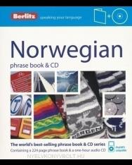 Berlitz speaking your language Norwegian Phrase Book & CD