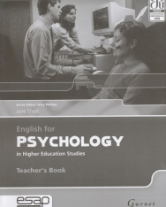 English for Psychology in Higher Education Teacher's Book