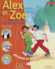 Alex et Zoé 2 Livre de l'éleve