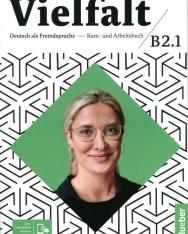 Vielfalt B2/1 Kurs- und Arbeitsbuch