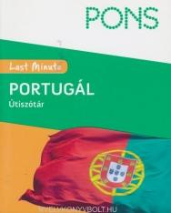 PONS Last Minute Útiszótár – PORTUGÁL