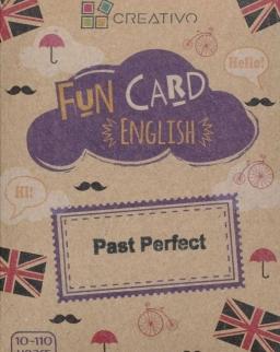 Fun Card English: Past Perfect