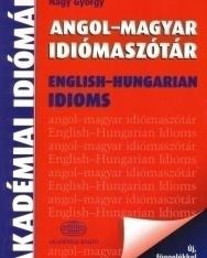Angol-magyar idiómaszótár - új kiadás