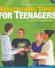 Twenty-three Topics for Teenagers