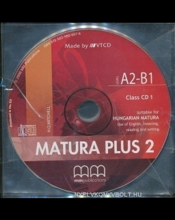 Matura Plus 2 Class Audio CDs (3)