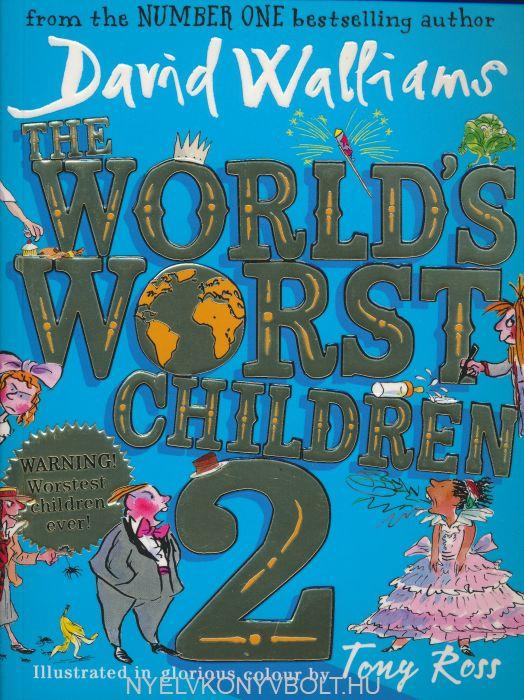 David Walliams: The World's Worst Children 2