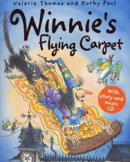 Winnie's Flying Carpet with Audio CD