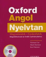 Oxford angol nyelvtan - megoldókulccsal és CD-ROM-mal