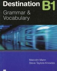 Destination B1 Grammar & Vocabulary without Key