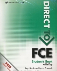 Direct to FCE Student's Book with Key & Website Access