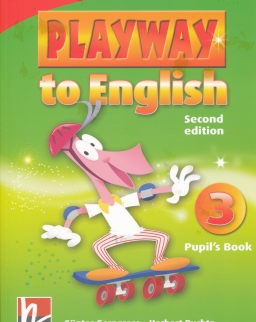 Playway to English - 2nd Edition - 3 Pupil's Book