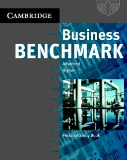 Business Benchmark Advanced - for BEC Higher and BULATS Editions Personal Study Book