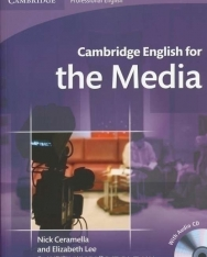 Cambridge English for the Media Student's Book with Audio CDs (2)