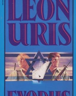 Leon Uris: Exodus (angol nyelven)