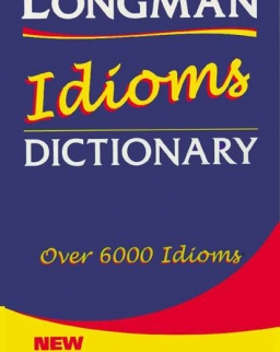 Longman Idioms Dictionary Paperback