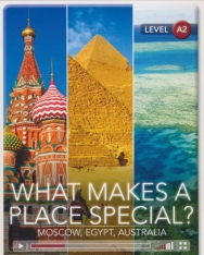 What Makes a Place Special? Moscow, Egypt, Australia with Online Access - Cambridge Discovery Interactive Readers - Level A2