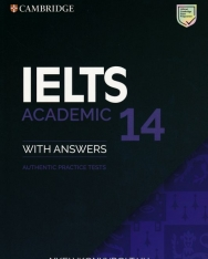 Cambridge IELTS 14 Academic Official Authentic Examination Papers Student's Book with Answers