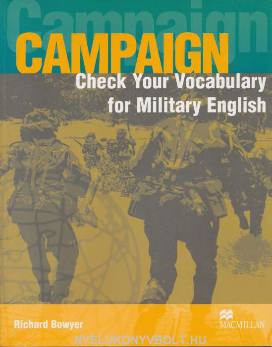 Campaign Check Your Vocabulary for Military English