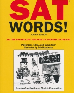 Barron's Picture These SAT Words! - 4th Edition
