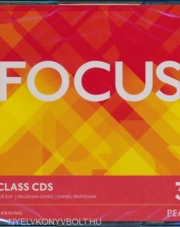 Focus 3 Audio Cd