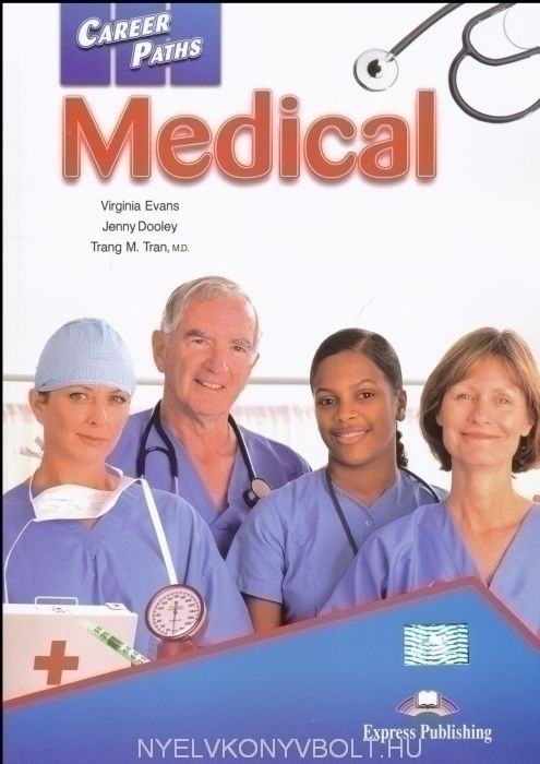 Career Paths - Medical Student's book