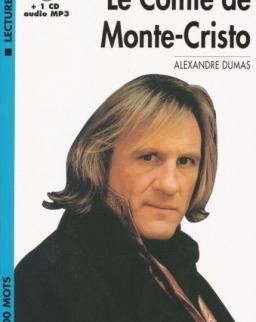 Le comte de Monte-Cristo Livre + CD audio MP3 - Lectures CLÉ en francais facile -2-