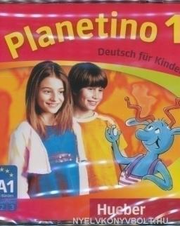 Planetino 1 Audio CDs (3) zum Kursbuch