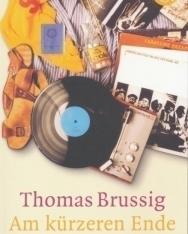 Thomas Brussig: Am kürzeren Ende der Sonnenallee
