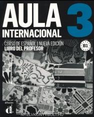 Aula internacional 3. Nueva edición (B1). Libro del profesor